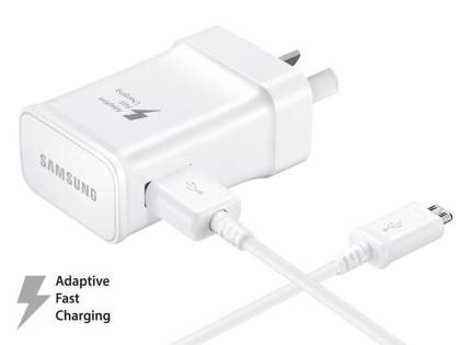 Genuine Samsung Micro UCB Fast Charger with Cable
