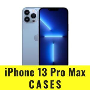 IPHONE 13 Pro Max Cases